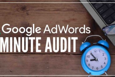 Google AdWords audit