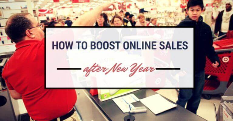 New Year Sales with AdWords