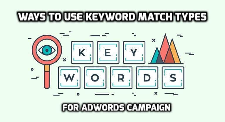 Keyword Match Types