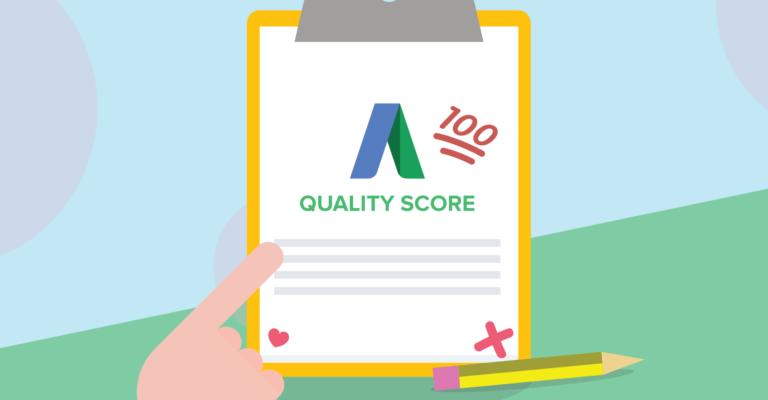 Quality-keyword-score